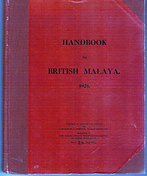 Handbook to British Malaya - RL German