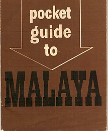 Pocket Guide to Malaya